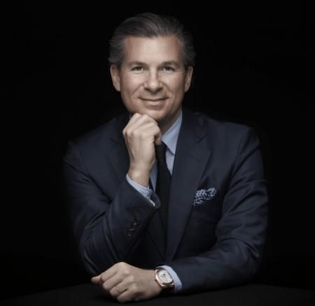 watch news - Louis Ferla, Vacheron CEO