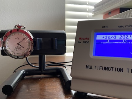Ball Secometer +1 sec