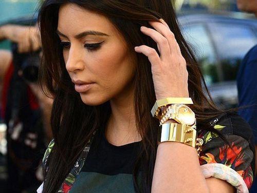 Kim Kardashian Rolex
