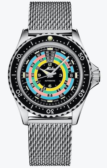 New watch alert! Mido Ocean Star Decompression Timer 1961
