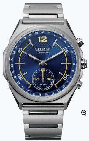 New watch alert Citizen Connected