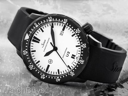 New watch alert - Sinn U2 W Limited