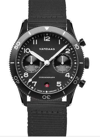 New watch alert - Vandaag Schallmauer