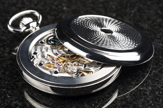 RGM pocket watch
