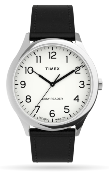 Timex Easy Reader happy hands