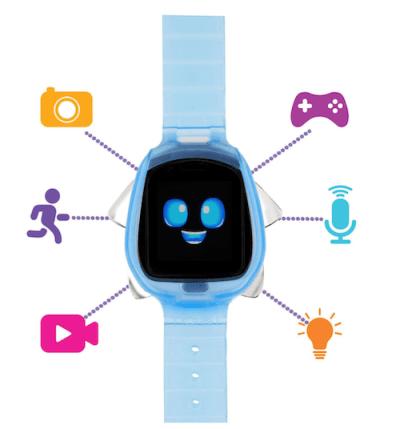 Tobi Robot Smartwatch - new watch alert