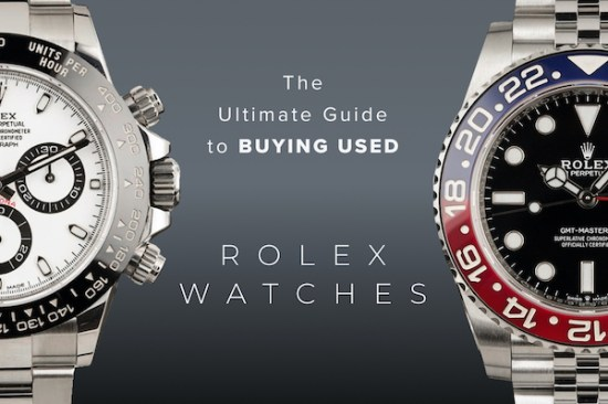 Watchpro Rolex guide