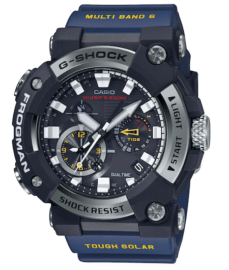 new watch alert! G-SHOCK Frogman