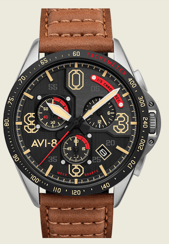 AVI-8 Blakeslee Chrono - new watch alert