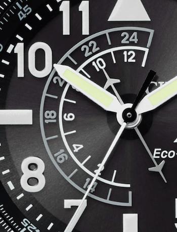 Citizen Navitimer GMT - new watch alert