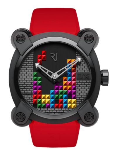 Moon Invader Tetris
