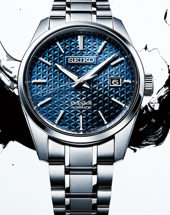 New watch alert! Seiko Presage Sharp Edge series