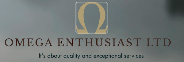 OMEGA Enthusiast logo