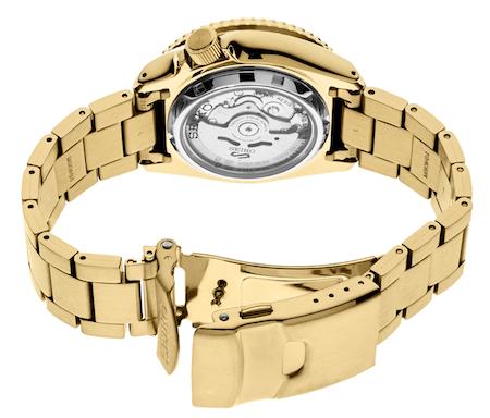 Seiko 5 gold! - new watch alert