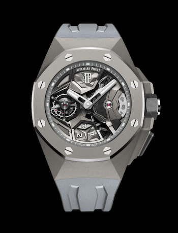 Audemars Piguet Royal Oak Flying Tourbillon GMT