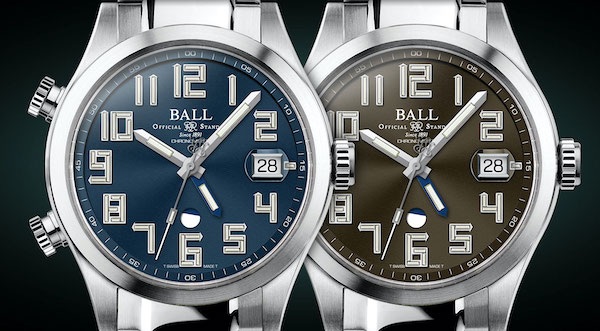 New watch alert - Ball Timetrekker