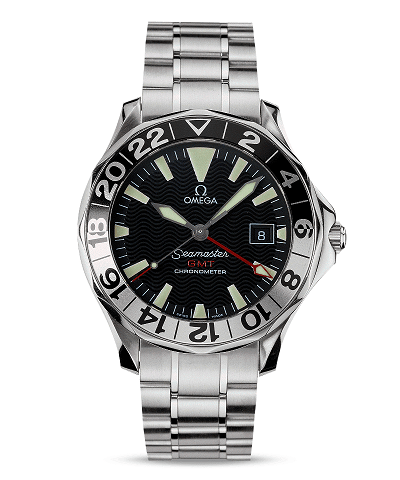 OMEGA Seamaster 300M GMT Money Shot 2234.50.00