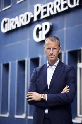 Patrick Pruniaux CEO Girard-Perregaux