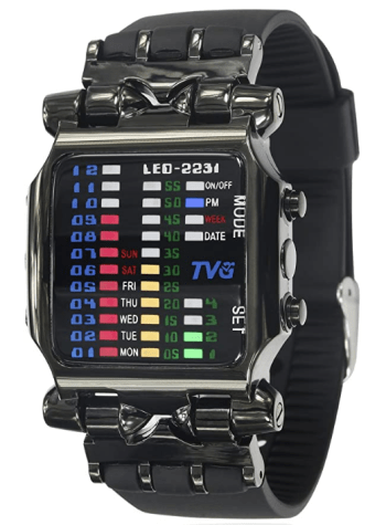 Deciphering weird watches makes your head hurt