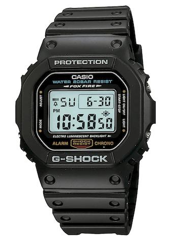 Casio DW5600E-1V Amazon Prime Day Watches