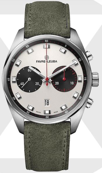 Favre-Leuba Sky Chief Chronograph - new watch alert