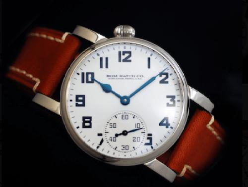 RGM Watch Company Model 222-RR boxcar
