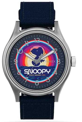 Timex x Space Snoopy