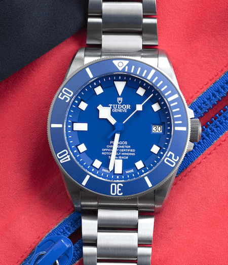 Tudor Pelagos zipper up