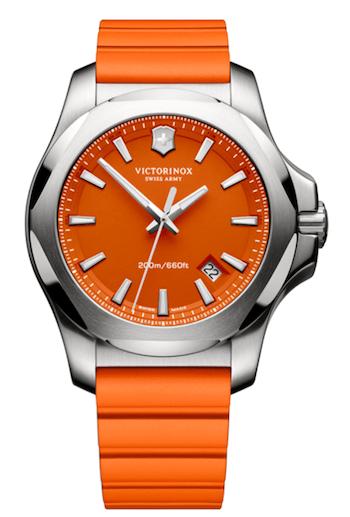 Victorinox I.N.O.X. in orange