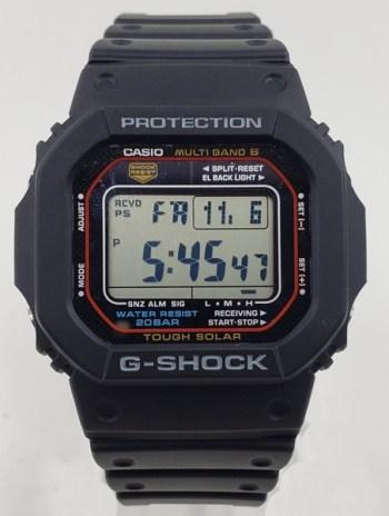 Casio G-SHOCK solar watch