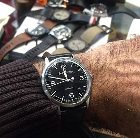 Inexpensive Rolex alternatives - Bell & Ross three-hander and friends