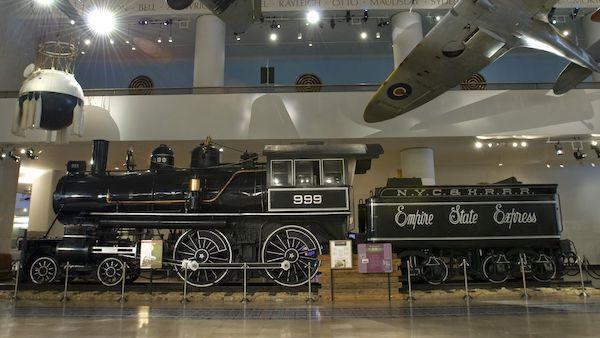 999 locomotive