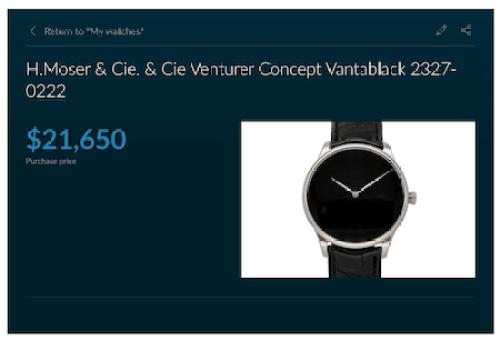 H. Moser & Cie. from watch dealer chrono24.com