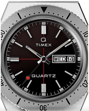 Todd Snyder X Timex Q Bracelet second hand