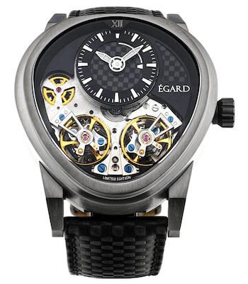 Égard watches Quantus Carbon-Beast AUTO