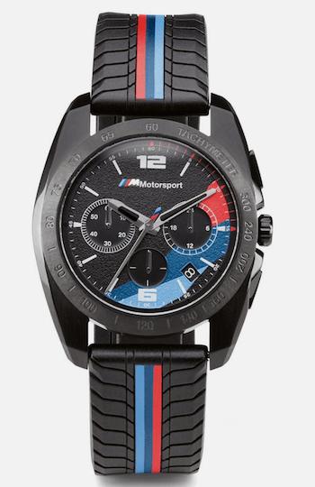 Mercedes versus BMW watches: BMW Motorsport Men's Chronograph