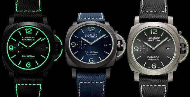 Panerai boutique only Luminor - watch trends 2021