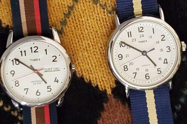 Timex Weekender zx 2