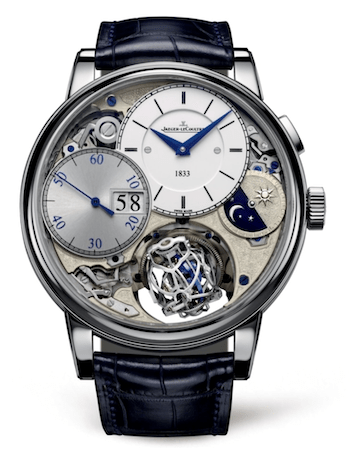 Underrated watch brand - Jaeger-Le Coultre