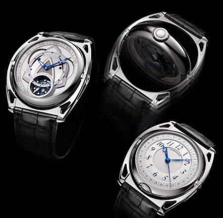 new watch alert! DeBethune DBKind-of Two Tourbillon
