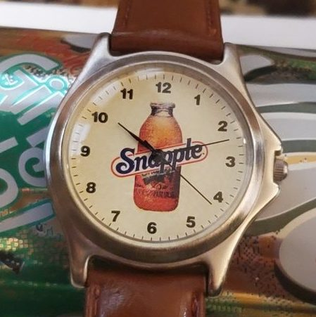 Snapple Promo Watch