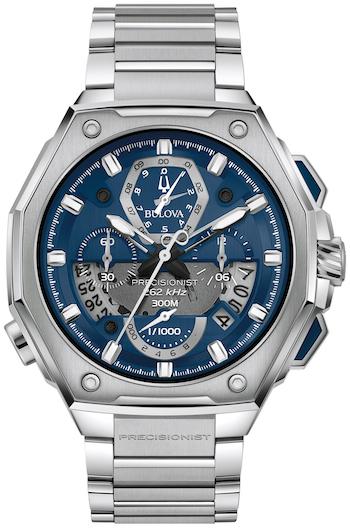 Bulova Precisionist X Sport 3 - new watch alert