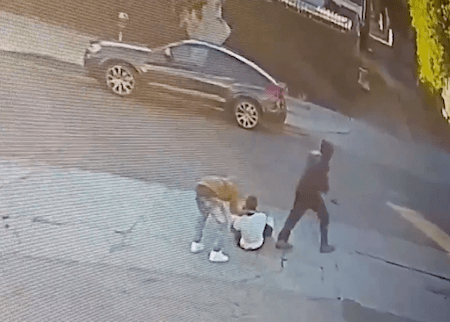 Rolex muggers mugging