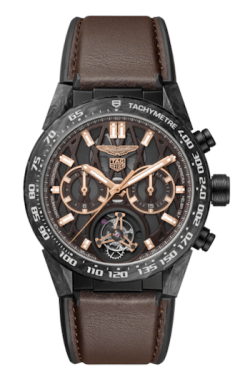TAG Heuer X Aston Martin watch