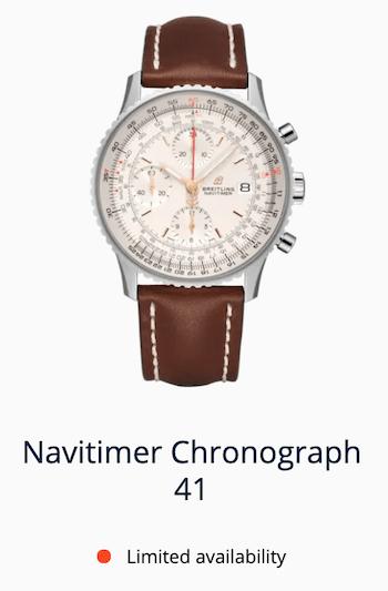 Breitling Navitimer 41 - #breitlingselect