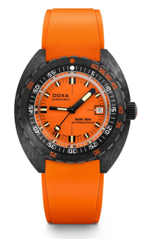 DOXA SUB 300 Carbon - new watch alert