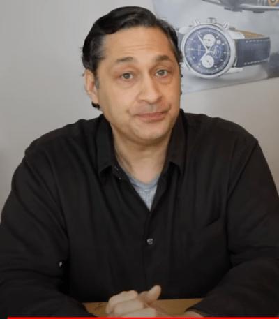 Marvin Menke of Hemel Watches