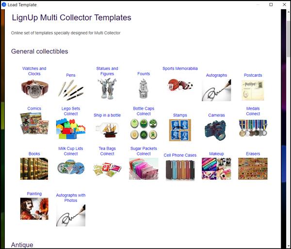 Multi Collector Pro screenshot 2