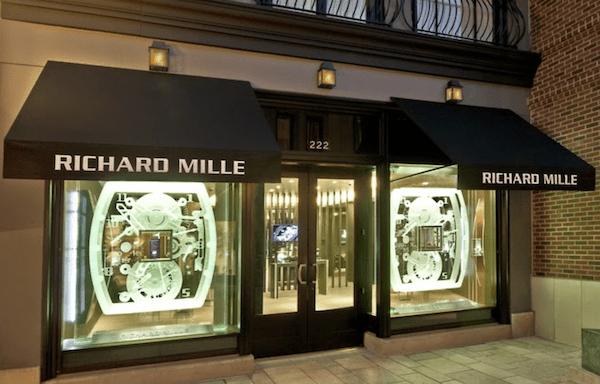 Richard Mille boutique LA