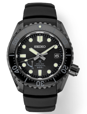 Seiko Prospex LX SNR031 - new watch alert